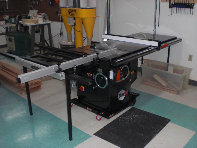 Exactor Or Excaliber Sliding Table