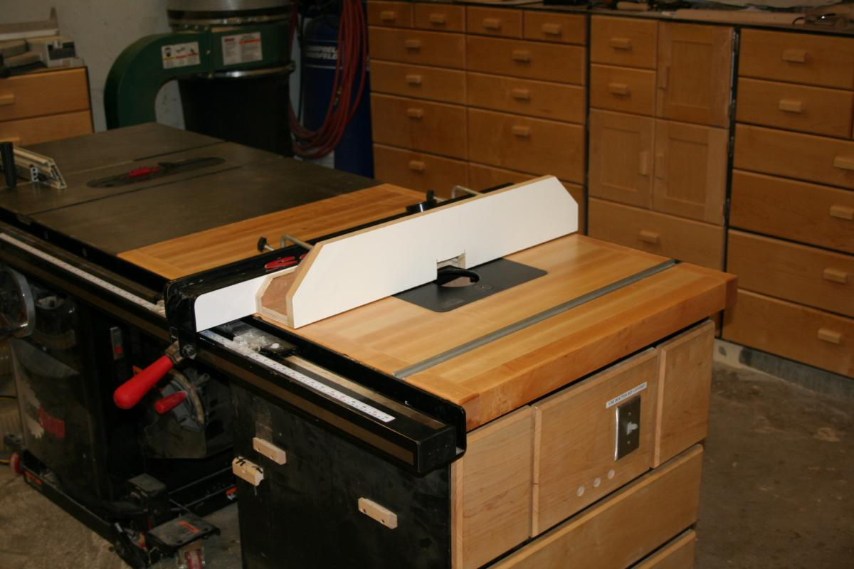 My battle vs router table sag thread my battle vs router table sag greentooth Images