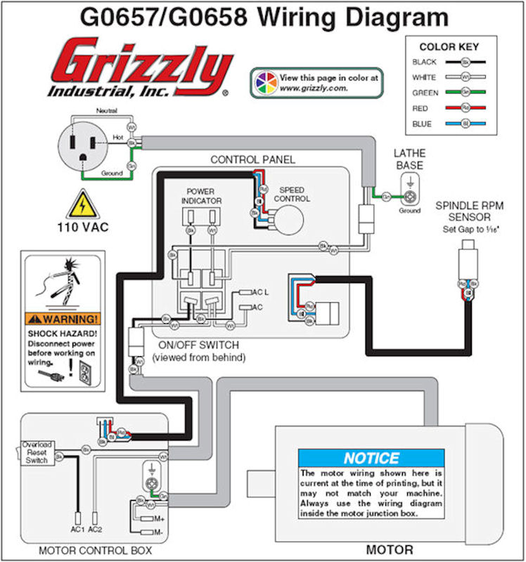 Sawmill Creek Woodworking Community Add Reversing Switch To Your – Jet Lathe Wiring-diagram