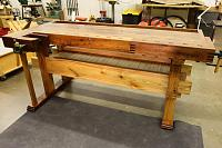 Long tail Danish workbench