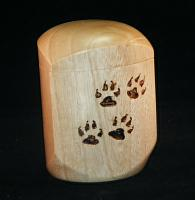'Catspaw' Tricornered ash box