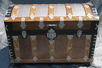 Steamer Trunk ~ Blanket Chest