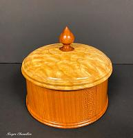 cherry quilted ash lidded box1